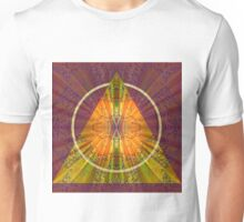 Patterned Pinnacle Unisex T-Shirt