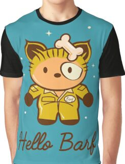 Hello Barf Graphic T-Shirt
