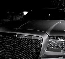 Supercharged 6.1L Chrysler 300C SRT8 by John Billing