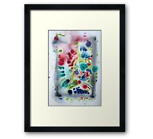 UNTITLED IV Framed Print