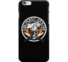 Skull Chef 3: Culinary Genius 2 iPhone Case/Skin