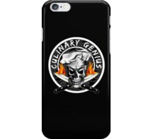 Skull Chef 3: Culinary Genius 2 iPhone Case/Skin