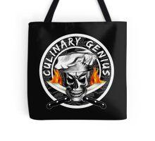 Skull Chef 3: Culinary Genius 2 Tote Bag