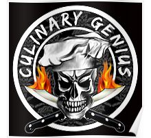 Skull Chef 3: Culinary Genius 2 Poster