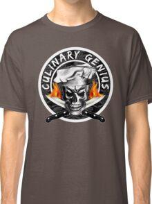 Skull Chef 3: Culinary Genius 2 Classic T-Shirt