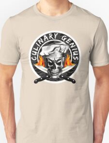 Skull Chef 3: Culinary Genius 2 T-Shirt