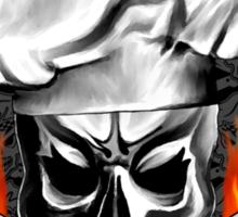 Skull Chef 3: Culinary Genius 2 Sticker