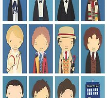 THE DOCTOR's by officialsparky