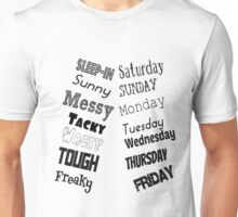 The Week Unisex T-Shirt