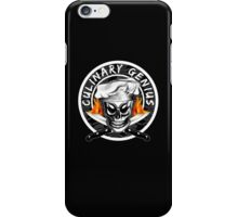 Skull Chef 4: Culinary Genius 2 iPhone Case/Skin