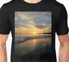 Malibu Beach Sunset Unisex T-Shirt