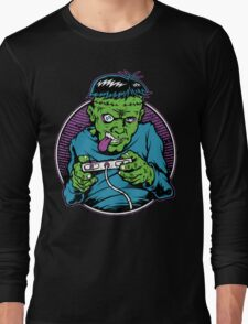 Franken Gamer Long Sleeve T-Shirt