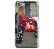 Alley Dancers iPhone Case/Skin