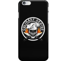 Skull Chef 6: Culinary Genius 2 iPhone Case/Skin