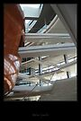 Copenhagen Opera House - Stairs by Roberta Angiolani