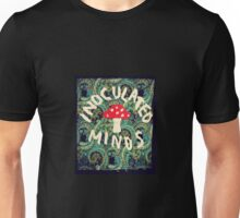 Inoculated Minds - psych  Unisex T-Shirt