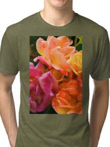 Rose 275 Tri-blend T-Shirt
