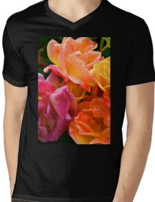 Rose 275 Mens V-Neck T-Shirt