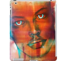brown man iPad Case/Skin