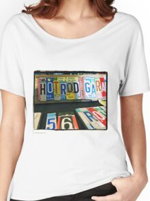 Hotrod Women's Relaxed Fit T-Shirt