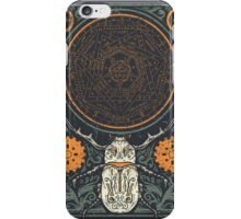 Doom Beetle 3 iPhone Case/Skin