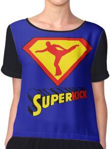 Superkick! Chiffon Top