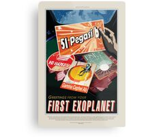51 Pegasi b - Greeting From Your First Exoplanet Metal Print
