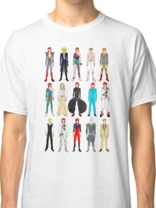 Retro Vintage Fashion 20 Classic T-Shirt