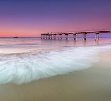 Pretty in Pink - Hervey Bay Qld Australia by Beth  Wode