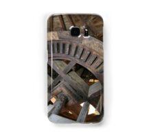 Cley Windmill machinery Samsung Galaxy Case/Skin
