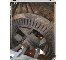 Cley Windmill machinery iPad Case/Skin