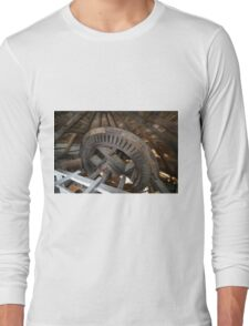 Cley Windmill machinery T-Shirt