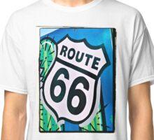 Route 66 Memories Classic T-Shirt