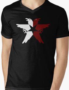 Infamous Eagles Mens V-Neck T-Shirt