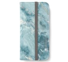 MARBLE - BLUE [iPhone case] iPhone Wallet/Case/Skin