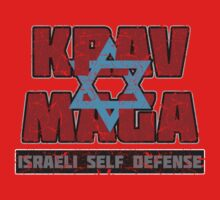 Israeli Krav Maga Magen David Kids Clothes