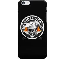 Skull Chef 7: Culinary Genius 2 iPhone Case/Skin