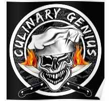 Skull Chef 7: Culinary Genius 2 Poster