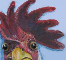 Did You Say Chicken? Sticker