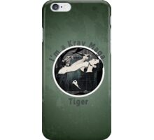 Martial Arts MMA Krav Maga Tiger iPhone Case/Skin