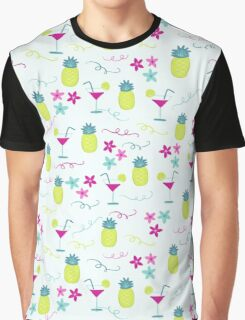 Pineapple Day Graphic T-Shirt