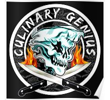 Skull Chef 8: Culinary Genius 2 Poster
