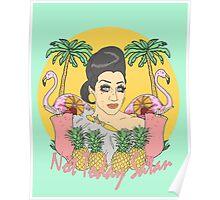 Bianca Del Rio 'Not Today Satan' Poster