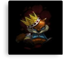 ~ Conker's Bad Fur Day ~  Canvas Print