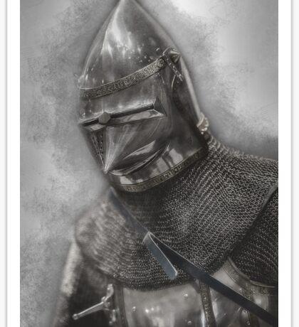 Armoured Sticker