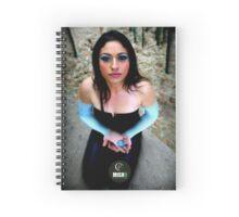Insta Model Spiral Notebook