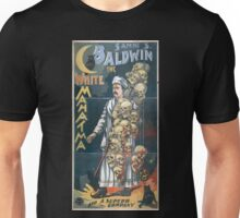 Performing Arts Posters Samri S Baldwin the white mahatma and a superb company 1917 Unisex T-Shirt