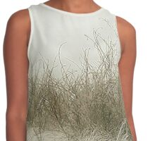 Frosted winter grass Contrast Tank