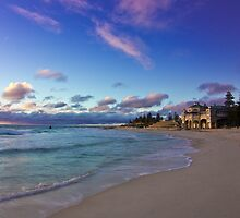 Cottesloe Beach, Perth, Western Australia by sjporter
