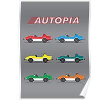 Autopia Poster Poster